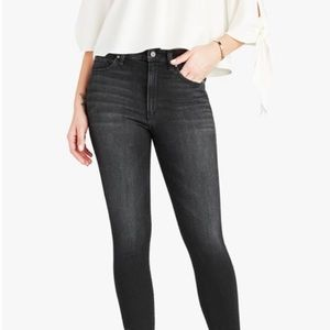 Joes Jeans High Rise Ankle Skinny Jeans